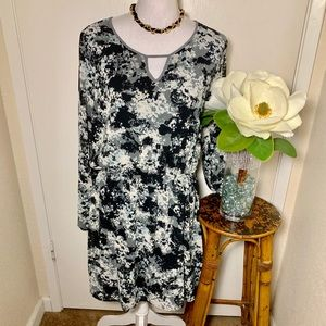 Xhilaration Floral Dress